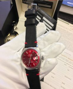 Rolex 1601 Red Dial