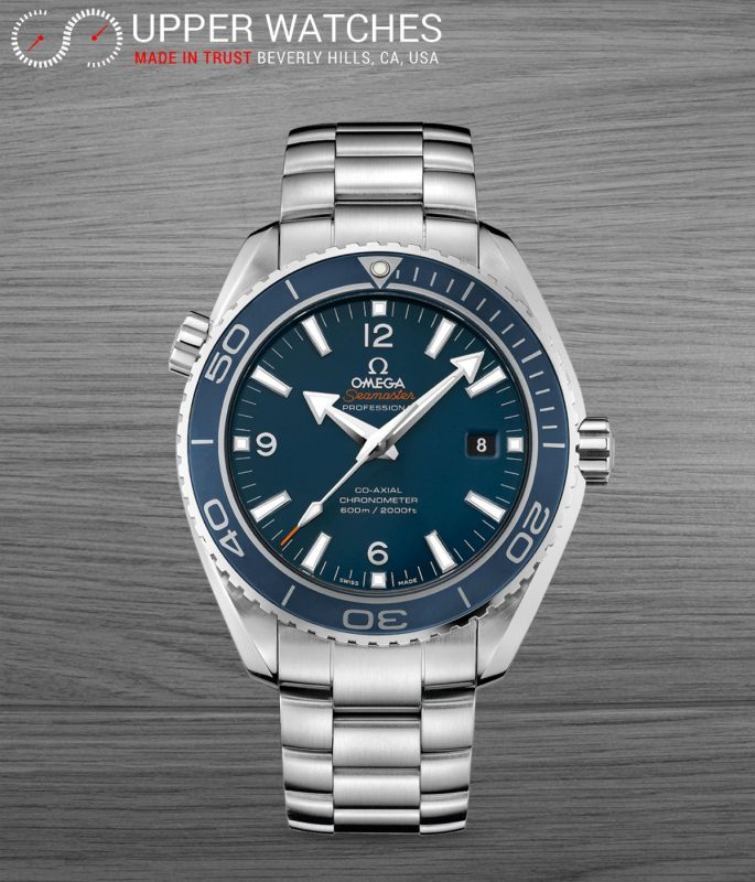 9c366b9ba6a Omega Seamaster Planet Ocean 600 - Upper Watches