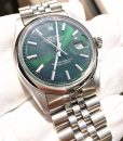 Rolex 1601 DateJust Custom Green Dial