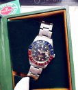 Rolex Vintage GMT Master 6542 No Crown Guard