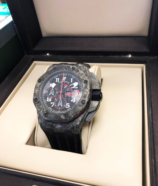 Audemars Piguet Royal Oak Offshore Chronograph Team Alinghi Forged Carbon